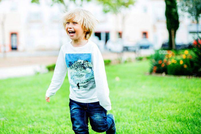 fotos niños exterior