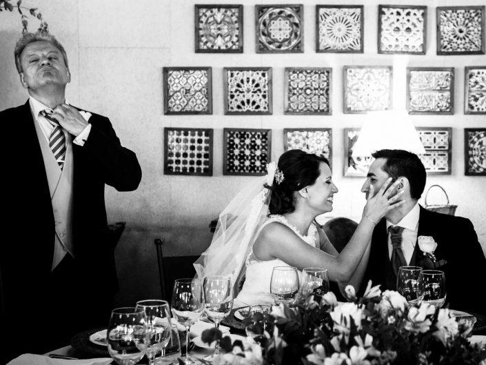 Fotografia de boda documental