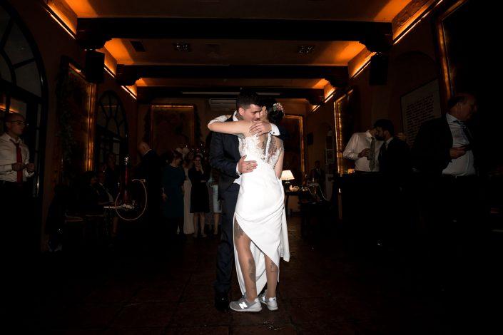 Baile sin protocolos