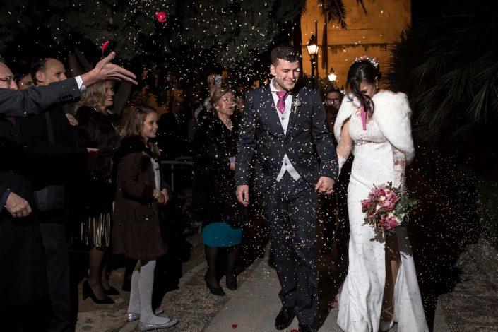 Arroz para bodas