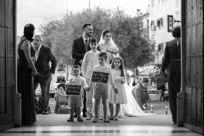 Fotografía de boda en Córdoba