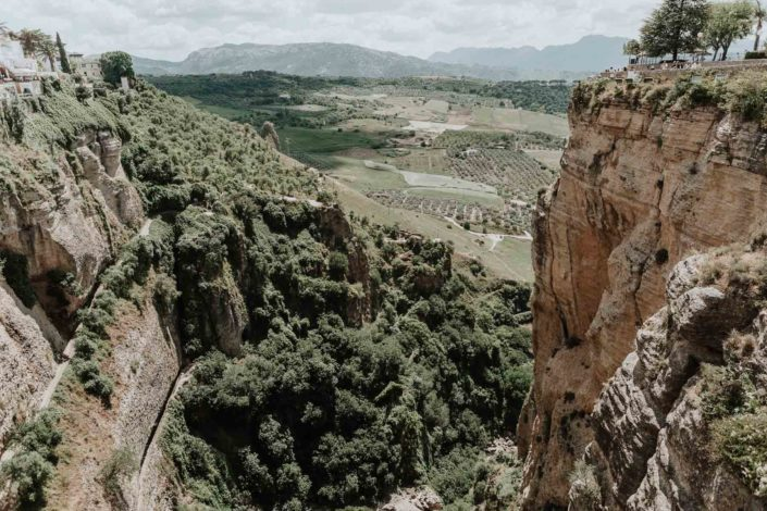 Desfiladero-Ronda