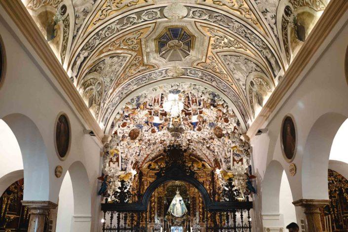 cupula-santuario-maria-santisima-araceli