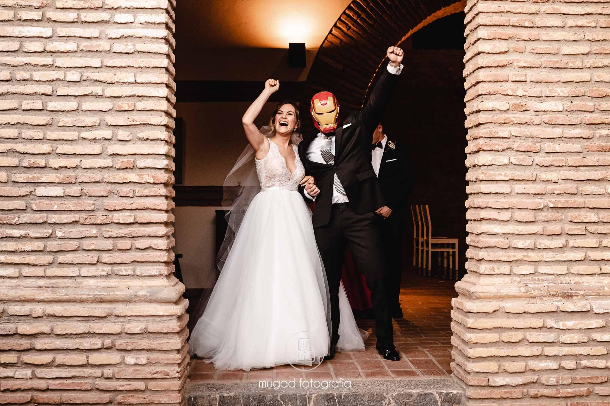Ironman-boda