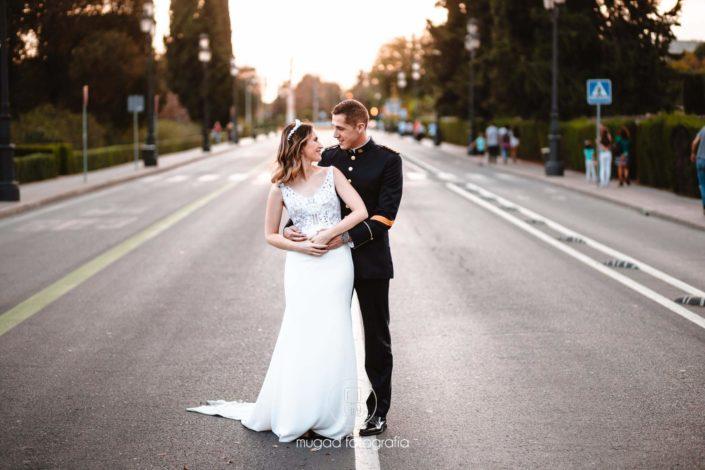 Recién-casados-atardecer-Córdoba