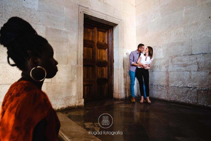Preboda Palacio Carlos V Alhambra