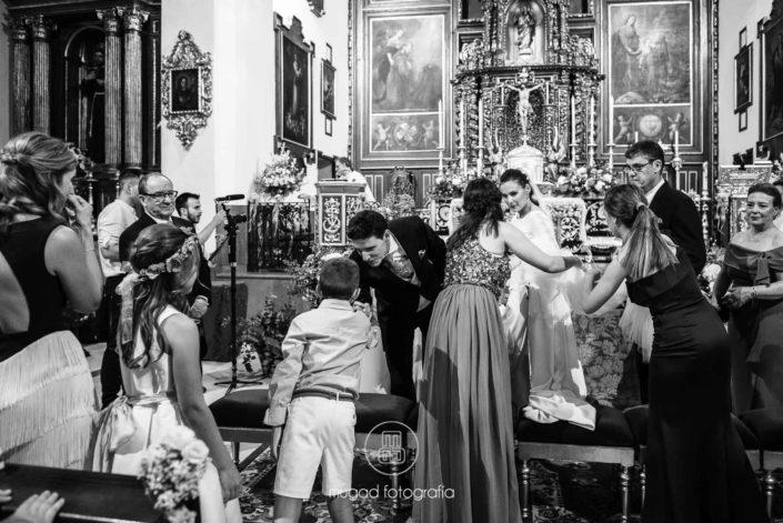 Altar iglesia Cappuchinos
