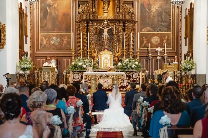 Altar iglesia capuchinos