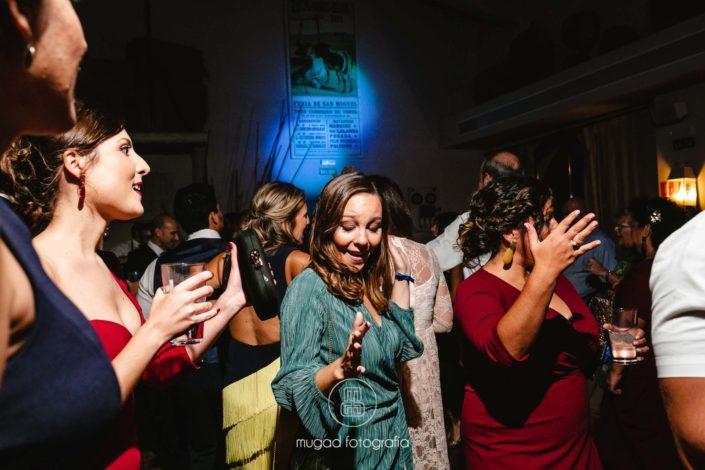 Invitadas boda Cristina y Ricardo