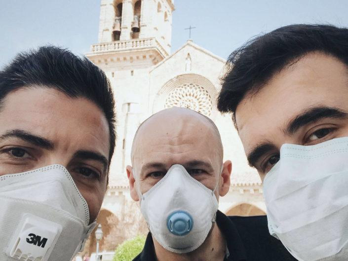 Medidas de seguridad Pandemia
